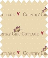 Ткань хлопок Country Chic Cottage Guetermann